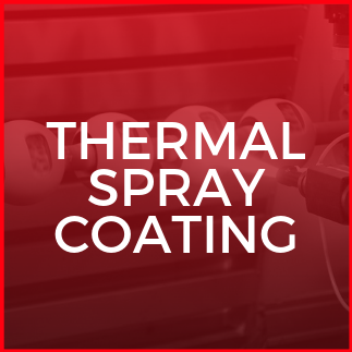 B&B Precision Thermal spray coating