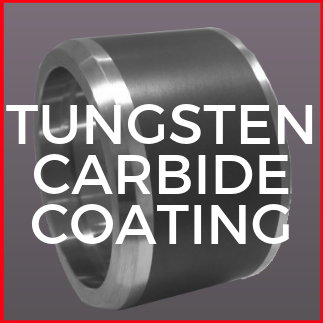 B&B Precision tungsten carbide coating