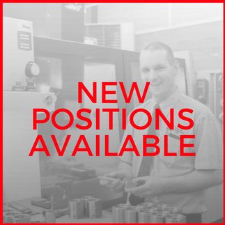B&B new positions available