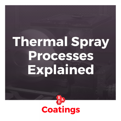 Thermal Spray Processes Explained