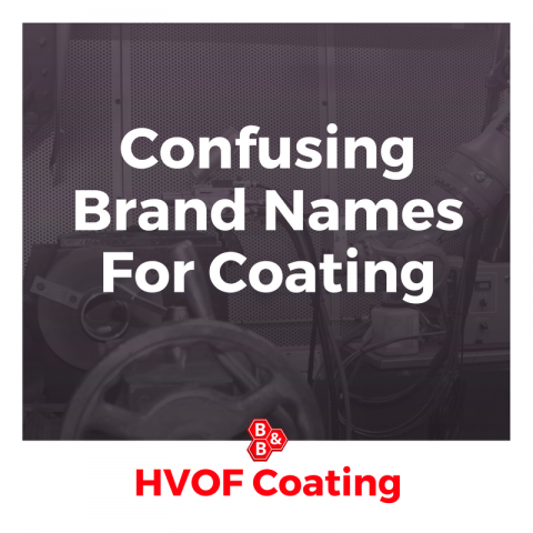 Confusing Brand Names For Coating