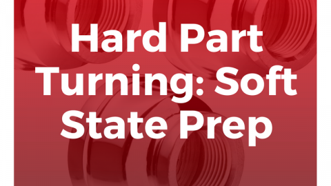 Hard Part Turning: Soft State Prep