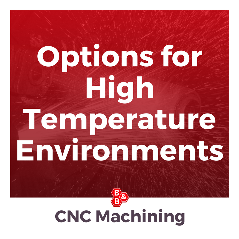 Options for High Temperature Environments
