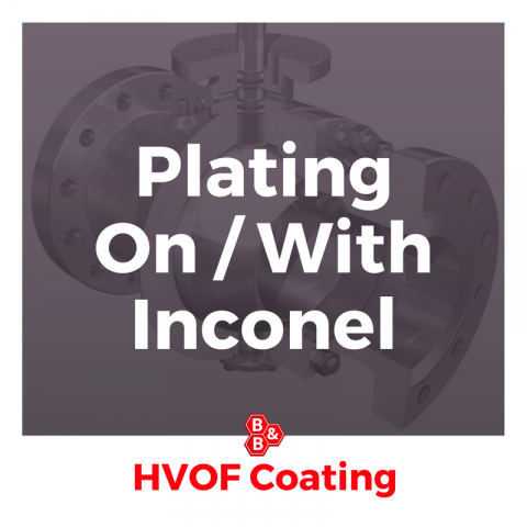 Plating on/with Inconel