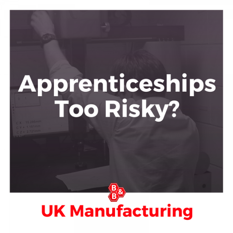 Apprenticeships Too Risky?