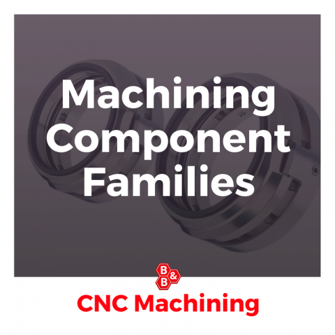 Machining Component Families