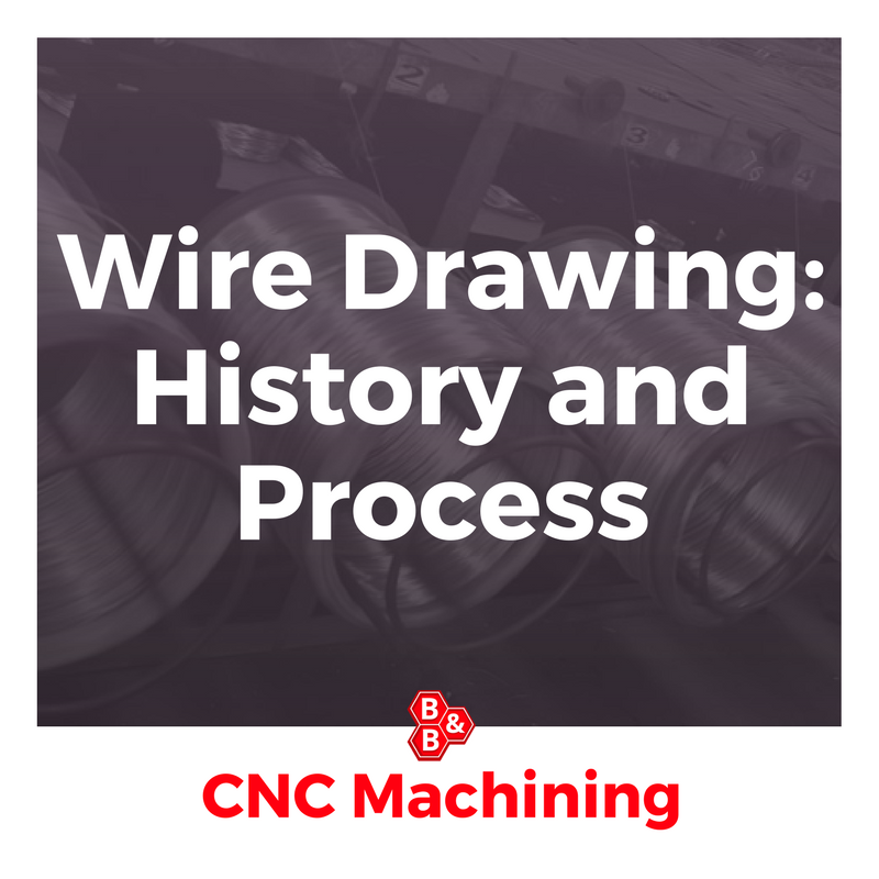 B&B Precision_ wire drawing, history process