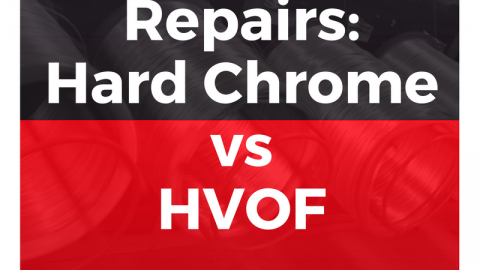 Repairs: Chrome vs HVOF