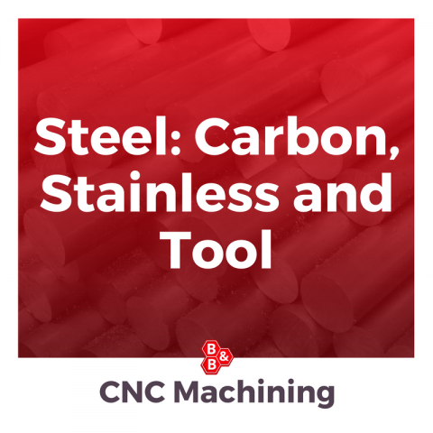 Steel: Carbon, Stainless and Tool