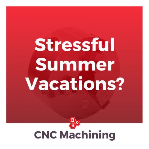 Stressful Summer Vacations?