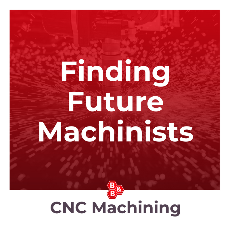 B&B Precision:finding future machinists